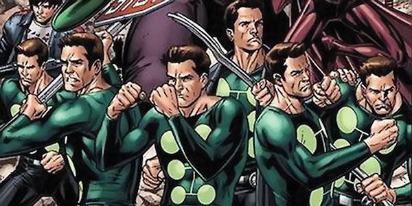 Multiple Man comics