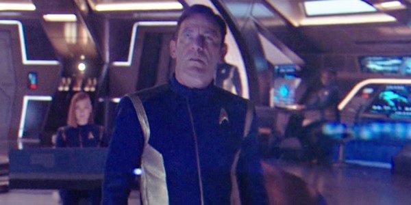 Captain Lorca Jason Issacs Star Trek: Discovery CBS All Acces