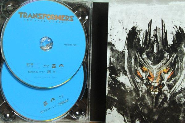Transformers 5-Movie Set Blu-ray CinemaBlend