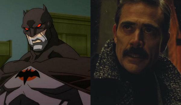 Thomas Wayne Batman Jeffrey Dean Morgan