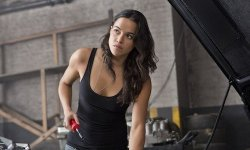 The Quick And The Livid' Michelle Rodriguez Is Heading To The Small Display For A Loopy New Challenge
