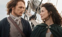 How Outlander Stars Reacted To Episode Airing With Pornographic Captioning