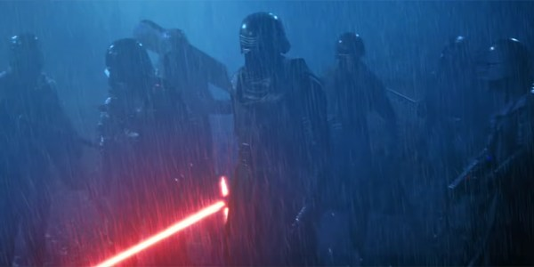 The Knights of Ren in Rey's vision