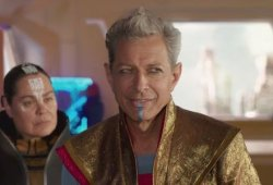 Thor: Ragnarok Deleted Scene Places Grandmaster By Tentacle Weirdness
