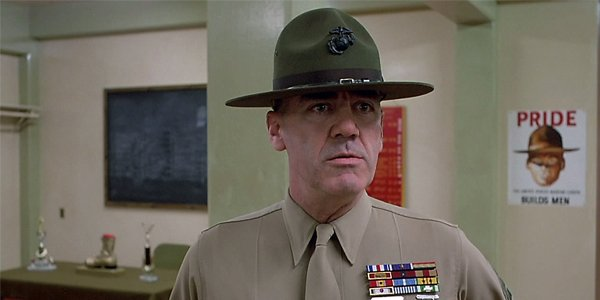0d30e1a446cc2404382353894846095e5c54a9cb - Full Metal Jacket Star R. Lee Ermey Has Died At 74