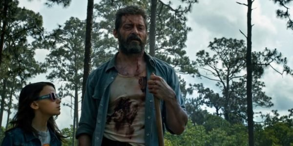 Image result for logan final scene