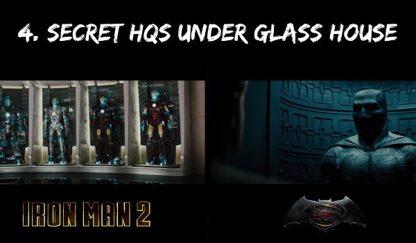 Iron Man 2 Batman V Superman