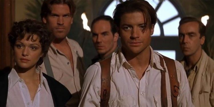 Brendan Fraser And The Mummy Trended On Twitter This Week, And Now I'm So  Ready For His Big Film Comeback - TechiAzi