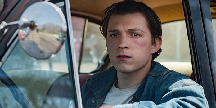 Why Tom Holland Was 'Nervous And Scared' When He Arrived On The Set Of The Devil All The Time