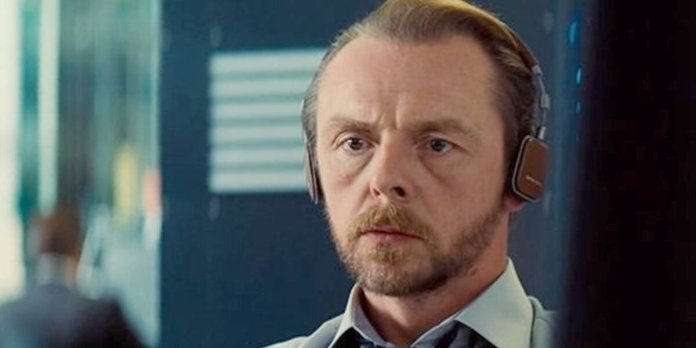 Upcoming Simon Pegg Movies: What's Ahead For The Mission: Impossible Star