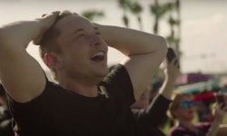 Watch Elon Musk Freak Out Over His Falcon Heavy Rocket Launch