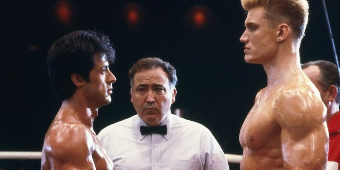 Rocky 4's Sylvester Stallone Shares Badass Video Still Lifting Heavy In His 70s
