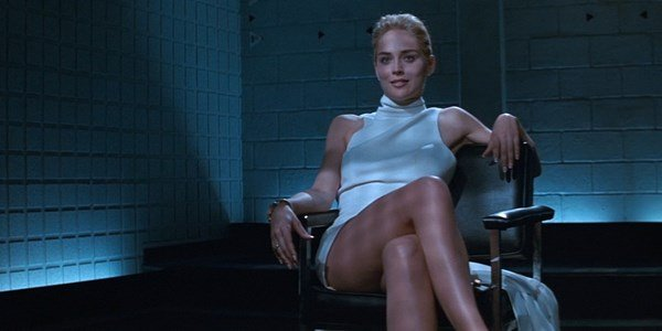 Image result for sharon stone basic instinct