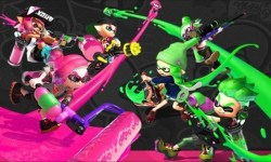 Splatoon 2's Subsequent Splatfest Is All About Horrible Vacation Presents