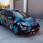 Autotrader Find 2014 Ford Fiesta St Rally Car Replica Cityconnectapps