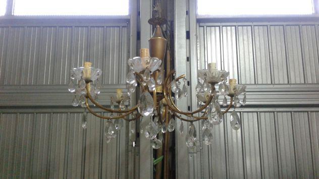 Innanzitutto, devi sapere che i lampadari con pendenti di. Lampadari Gocce Offertes Agosto Clasf