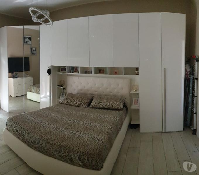 Un armadio a 3 ante scorrevoli con scacco, che si inserisce nelle camere da letto moderne, dal tocco minimal. Armadio Mondo Convenienza Ante Offertes Settembre Clasf