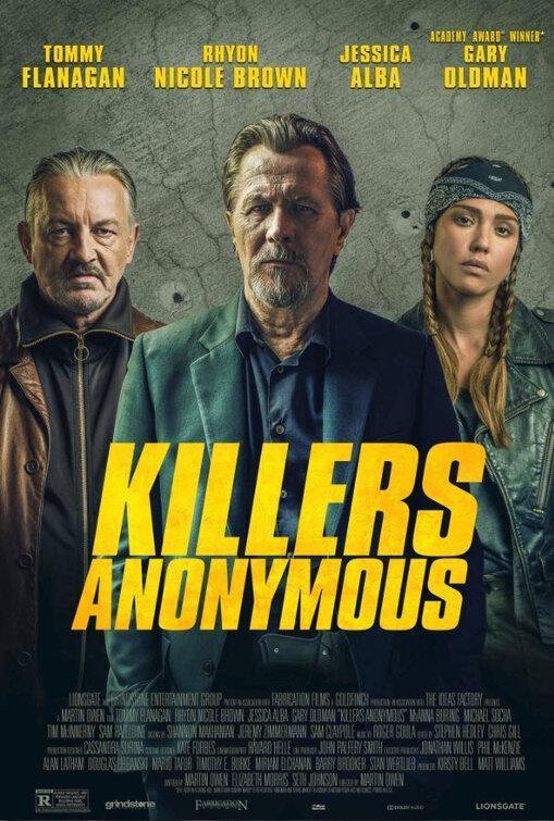 Killers Anonymous [2019][Latino][1080p][MEGA]