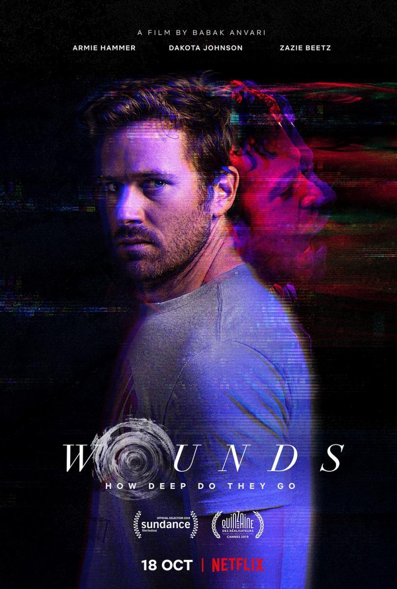 Wounds [2019][Latino][1080p][MEGA]