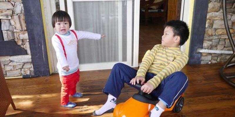 ▌三寶媽碎碎念▌夾縫中求生存的二寶
