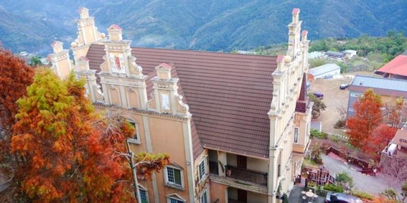 ▌清境民宿▌夢幻小歐洲♥佛羅倫斯山莊。君士坦丁堡♥超推繽紛可愛森林糖果屋《Nina巧克力工房》