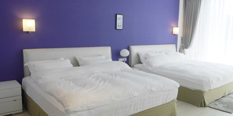 ▌宜蘭民宿▌白色極簡北歐風♥宜蘭˙果實民宿♥舒服,就很迷人!