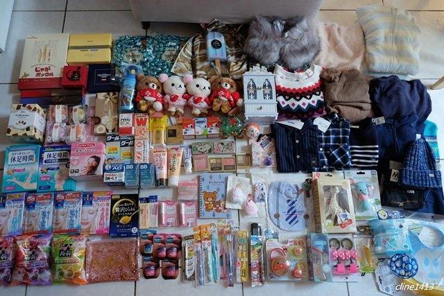 ▌日本戰利品▌♥2016京阪神自由行&大阪戰利品分享♥