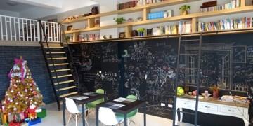 ▌宜蘭民宿▌高CP值! 清新簡約的質感民宿♥月眉木木♥有塗鴉牆可畫畫。鄰近三星搖搖洛克馬與花海熱氣球嘉年華會