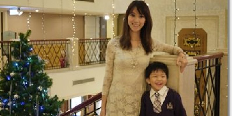 ღ 華國飯店 ღ 二寶【告狀哥】四歲生日文