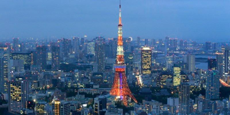 ▌東京必訪景點▌♥六本木之丘森大樓♥Tokyo City View 360度無敵夜景(可同時看到東京鐵塔和晴空塔)