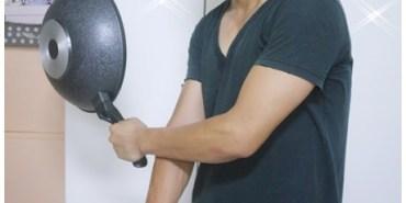 【料理】型男大主廚的美味料理就靠它♥ZAWA歐廚寶˙鈦讚鍋 ♥(送長原木鍋鏟x10支)