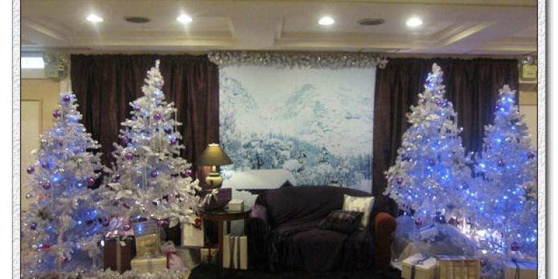 寶貝耶誕趴&華國飯店吃大餐