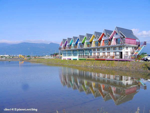 ▌宜蘭民宿▌美如畫♥礁溪˙天空島上的小木屋♥