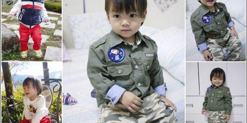 【時尚小衣櫥】小王子變身帥氣小型男~質感超好的義大利品牌童裝♥Original Marines♥(送OM LOGO外套X3)