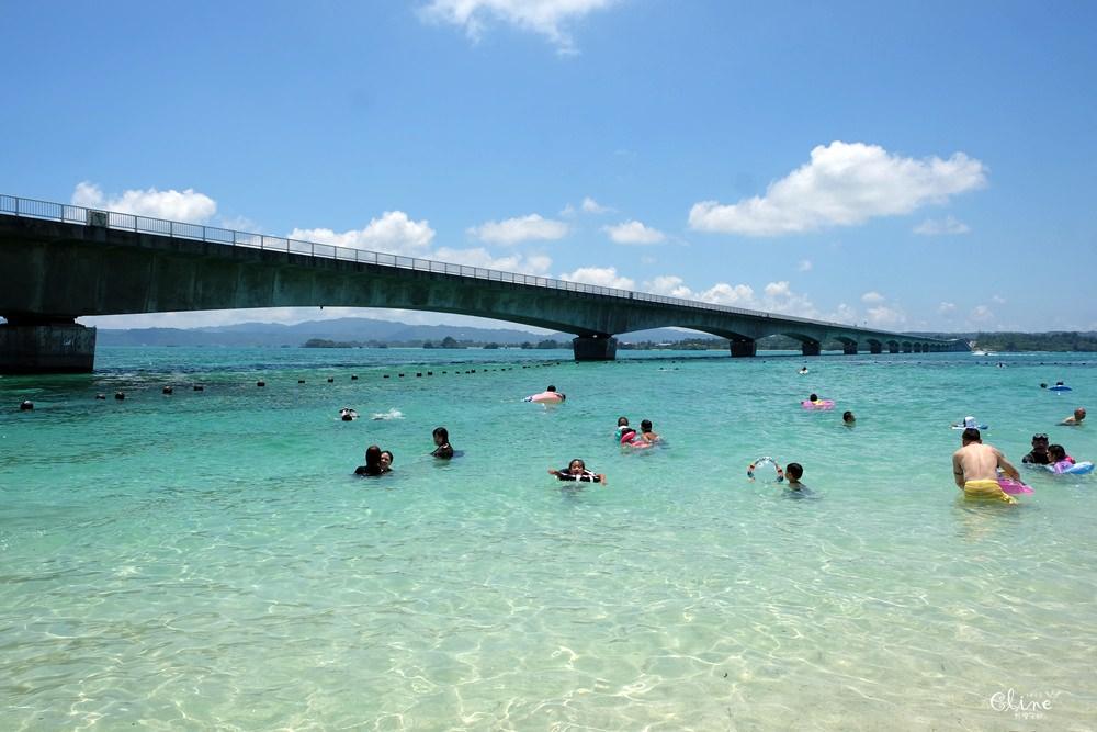 ▌沖繩景點▌【古宇利島】古宇利大橋無敵海景、必吃蝦蝦飯