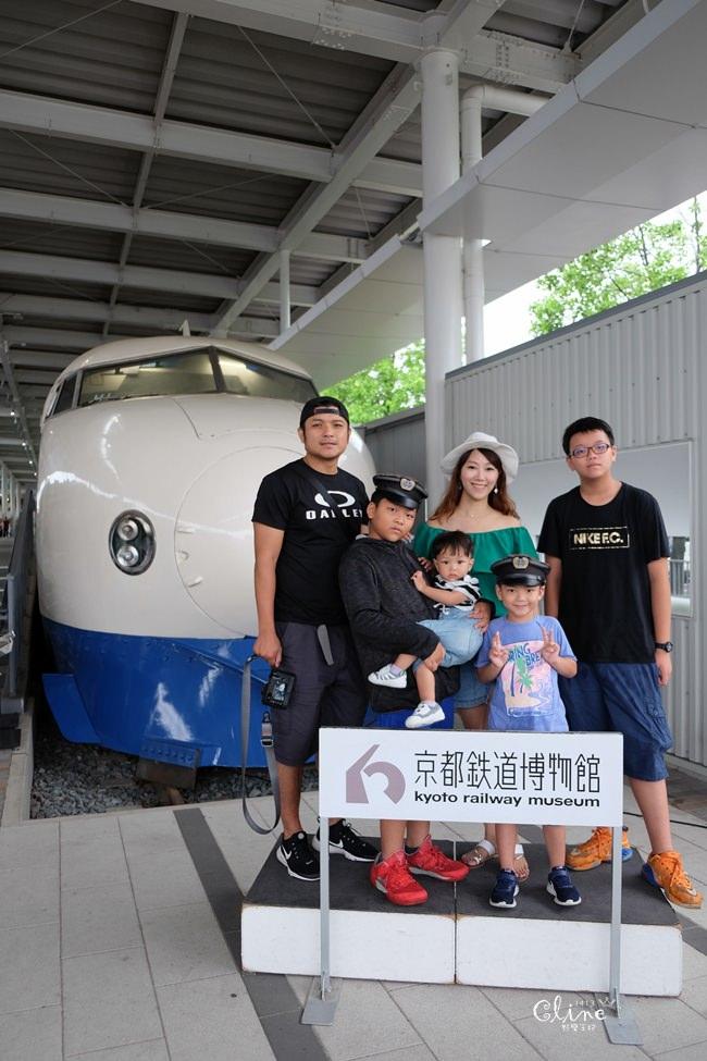 ▌京都鐵道博物館一日遊 ▌京都親子景點,小朋友放電的好去處。