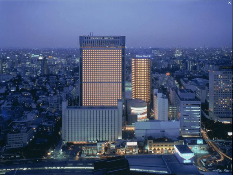 ▌東京住宿▌品川王子大飯店  出站1分鐘就到飯店,逛街美食休閒一次搞定