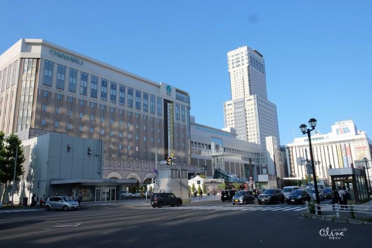 ▌札幌住宿推薦▌世紀皇家飯店 Century Royal Hotel 位置極佳札幌車站一分鐘。早餐日本全國排名第三名