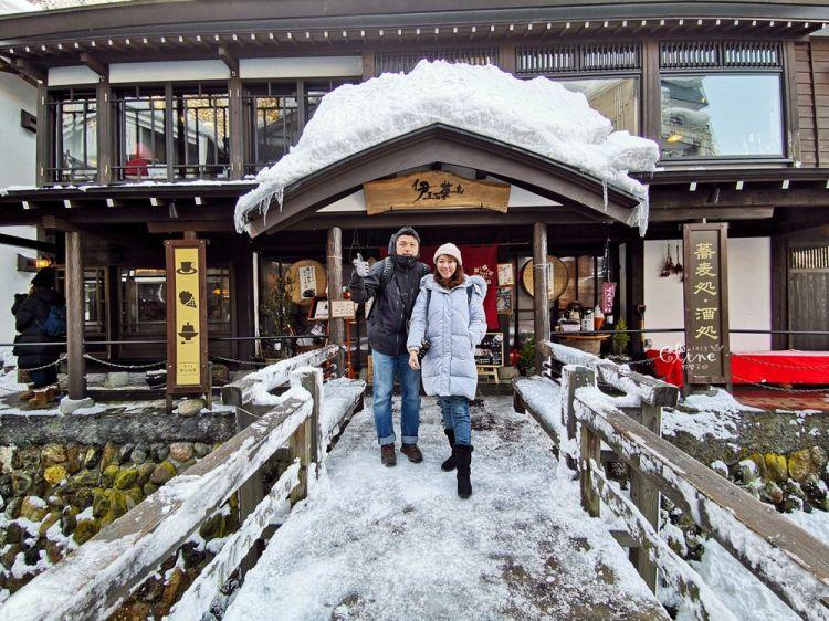 ▌日本。東北▌銀山溫泉交通分享 。從東京到銀山溫泉交通攻略