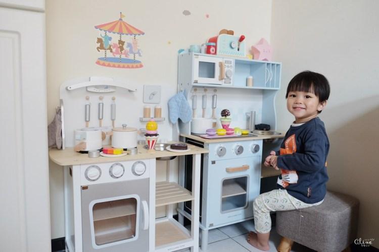 ▌已結團▌北歐風質感玩具【荷蘭New Classic Toys木製廚房玩具組】連媽媽都想玩的小廚房(現貨團)
