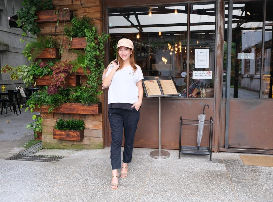 ▎現貨▎舒適好穿。會呼吸的【台灣製天絲牛仔褲】&純棉設計T