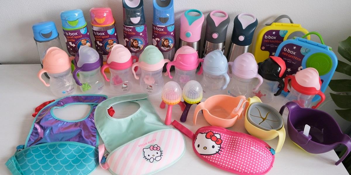 ▎團購▎超實用的澳洲b.box 水杯、水壺、學習餐具+zazu寶寶們的安撫神器