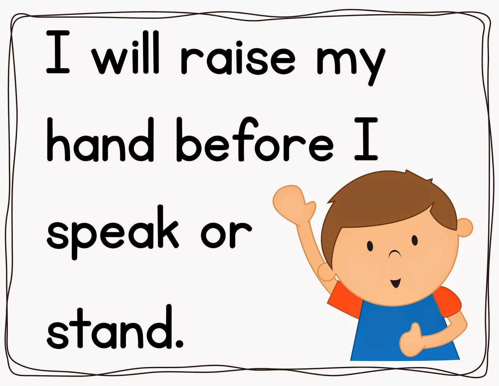 Classroom Rules Clipart Amp Look At Clip Art Images