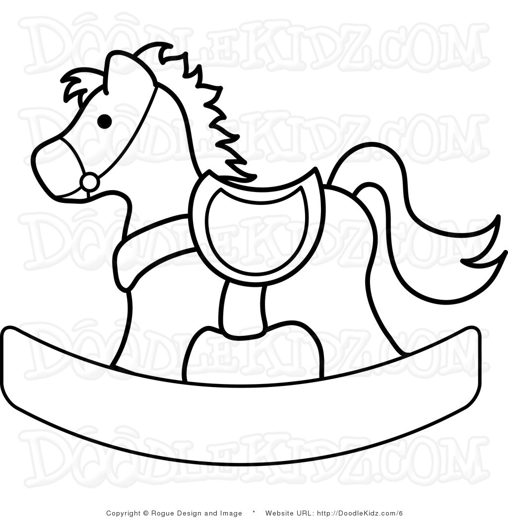 Rocking Horse Clipart Amp Look At Clip Art Images
