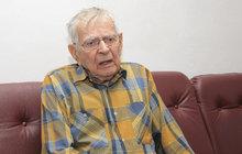 Jan Skopeček († 94) cried before his death: EVERYONE LEAVE ME ...
