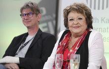 Jiřina Bohdalová: She showed fabulous living