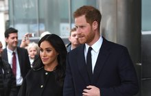 Heartless Meghan and Harry?  Horror, it didn't have to be this way!