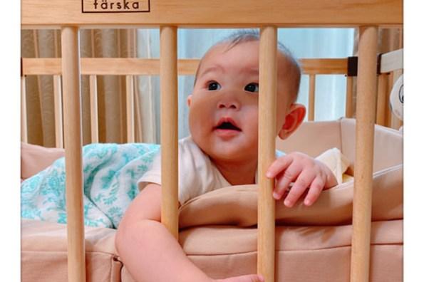 日本farska|真心推薦必買的多功能床邊床/嬰兒床