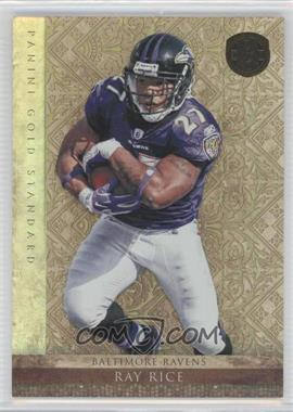 2011 Panini Gold Standard #39 - Ray Rice/299 - Courtesy of COMC.com