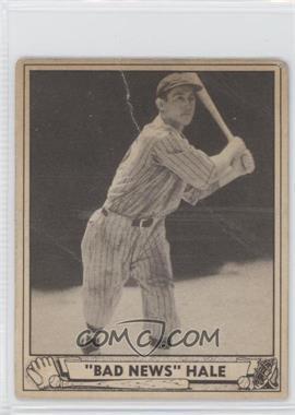 1940 Play Ball #203 - Bad News Hale RC (Rookie Card) [Good to VG‑EX] - Courtesy of COMC.com